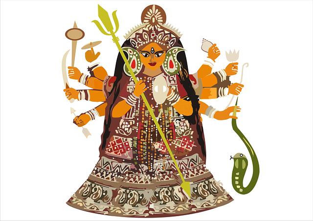 Significado festividad Navaratri