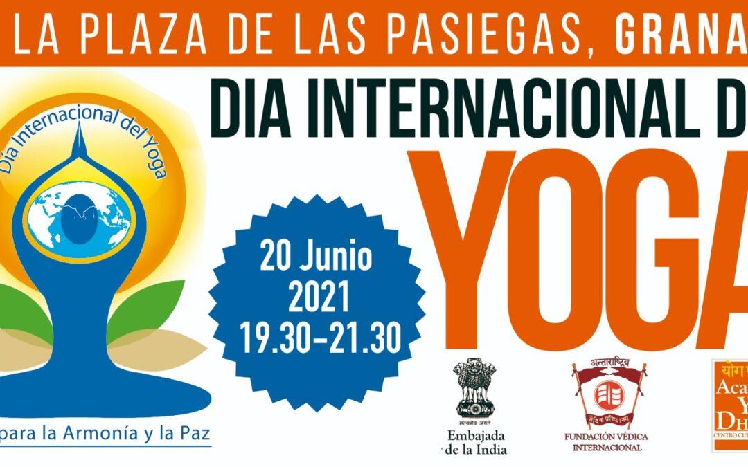 Día Internacional del Yoga 2021